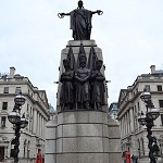 Waterloo Place Wikipedia Commons by CVB
