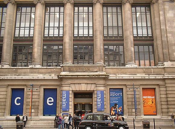 Museo de la Ciencia de Londres.