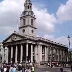 St Martin-in-the-Fields Wikipedia Commons by ChrisO