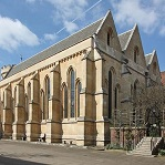 Temple Church Wikipedia Commons by John Salmon