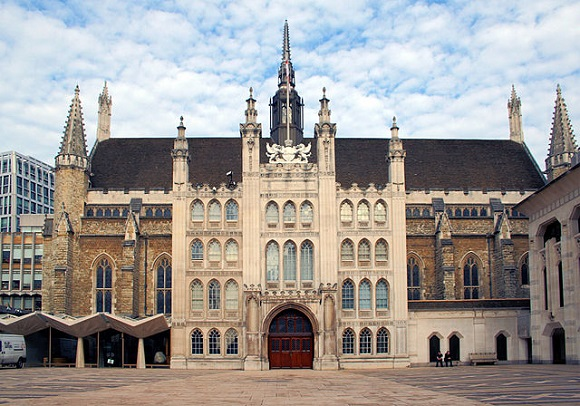 Guildhall.