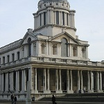 Royal Naval College Wikipedia Commons by Schemechi
