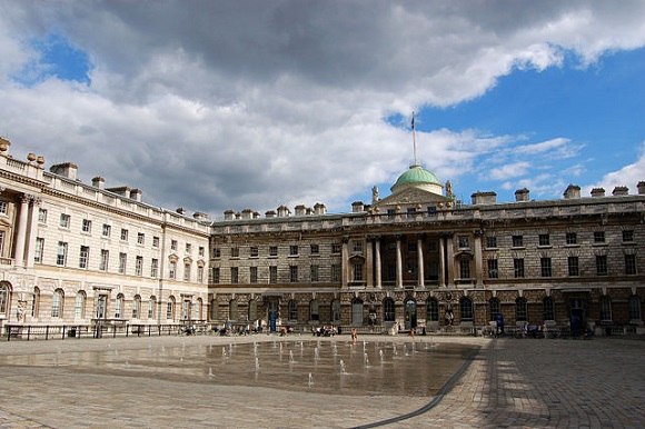 Somerset House.