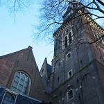 Oude Kerk Wikipedia Commons by Quinn Norton
