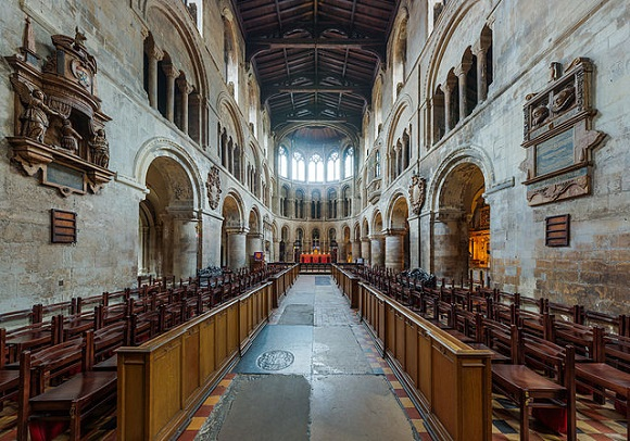 San Bartolomé El Grande de Londres Grande.