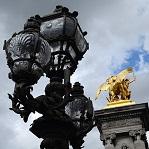 Puente de Alejandro III de París Wikipedia Commons by Pompilos