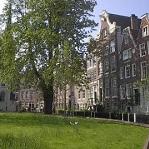 Begijnhof Amsterdam Wikipedia Commons by Auteursgegevens bekijken