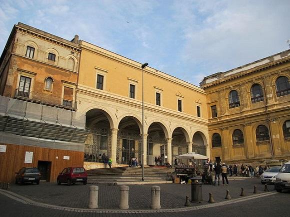 Iglesia de San Pietro in Vincoli.