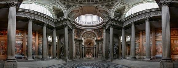 Panteón de París.