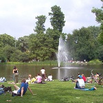 Vondelpark Wikipedia Commons by David de Amsterdam