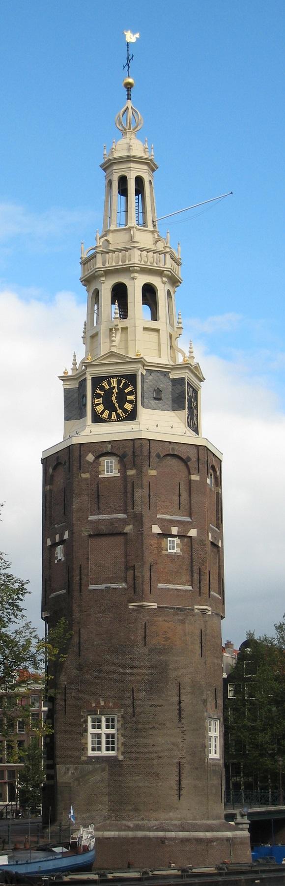 Torre de Montelbaanstoren