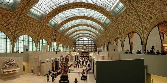 Museo de Orsay de París.
