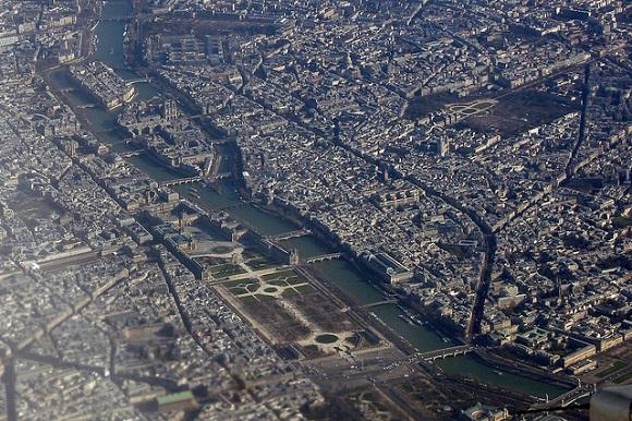 Ile de la Cité.
