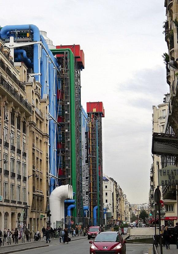 Centro Pompidou.