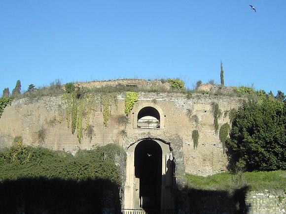Mausoleo de Augusto.