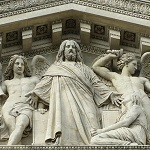 La Madeleine de París Wikipedia Commons by Albertus Teolog