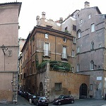 Via Giulia Wikipedia Commons by Lalupa