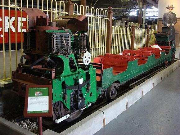The Mail Rail.