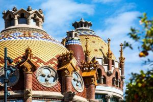Guided tour of Sagrada Familia and Sant Pau Art Nouveau Site with fast track entrance-4