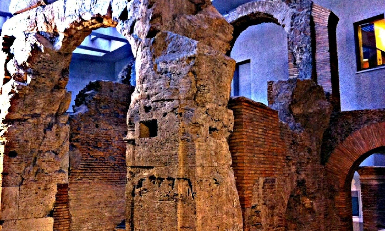 Ancient Rome: What Lies Beneath Walking Tour