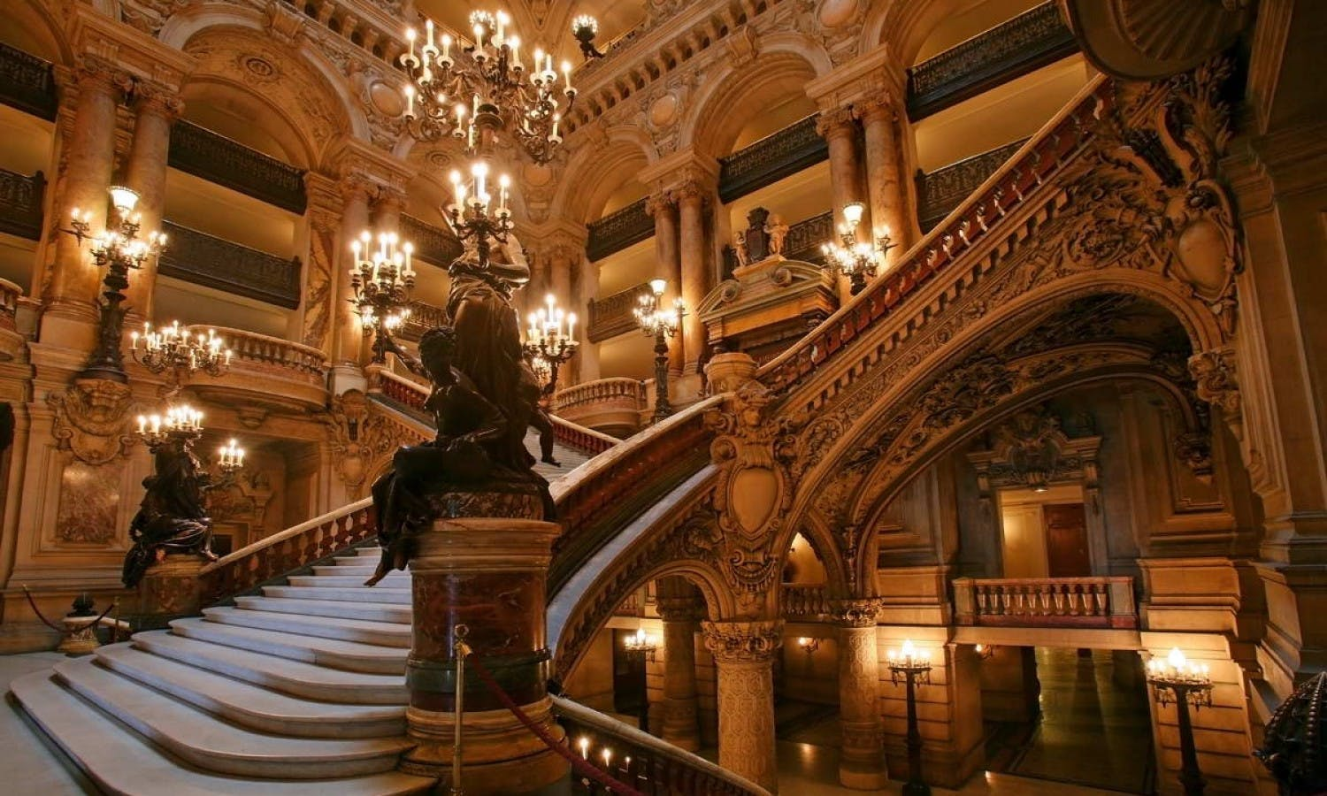 Discovering Palais Garnier - Guided Tour