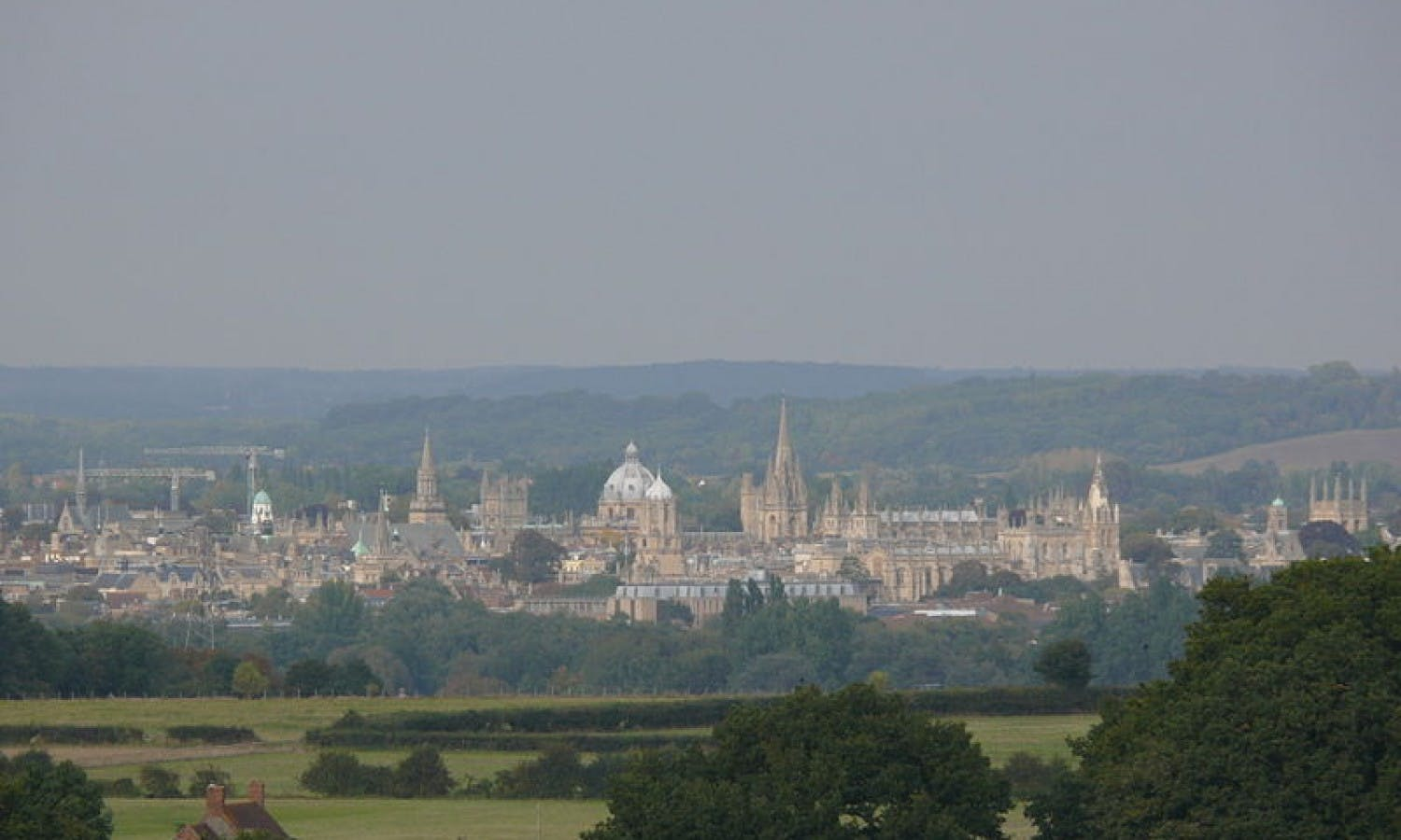 Oxford, Stratford, the Cotswolds and Warwick with Guide and Transportation