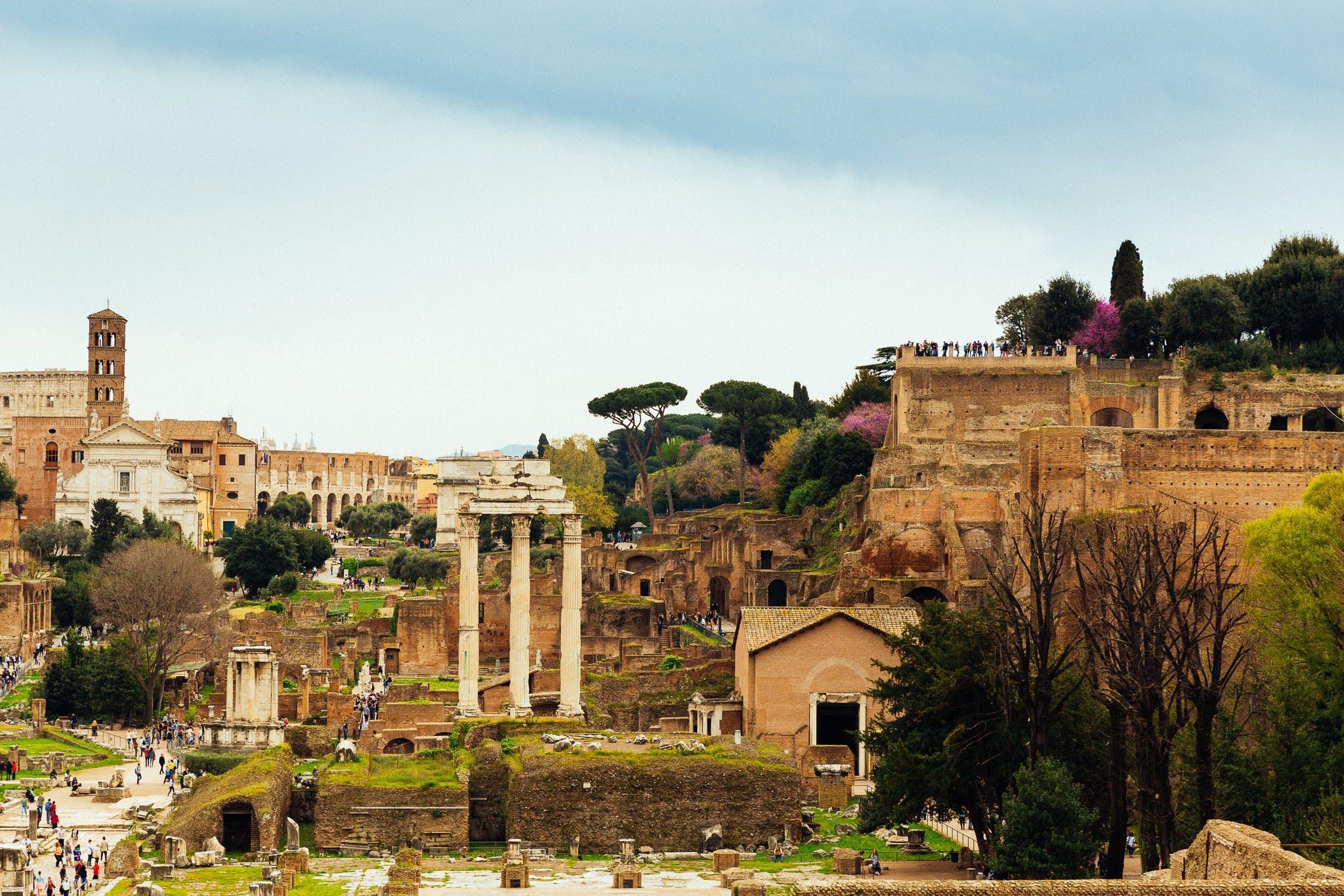 Highlights and hidden gems of Rome tour-1