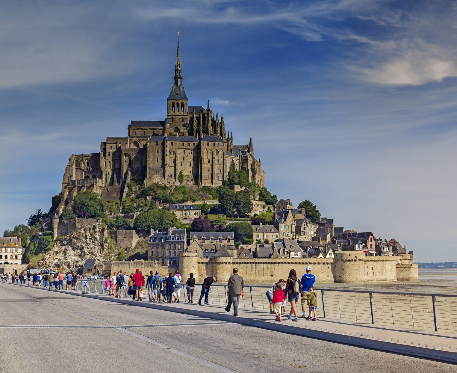 View Mont Saint Michel Normandy visit.jpg