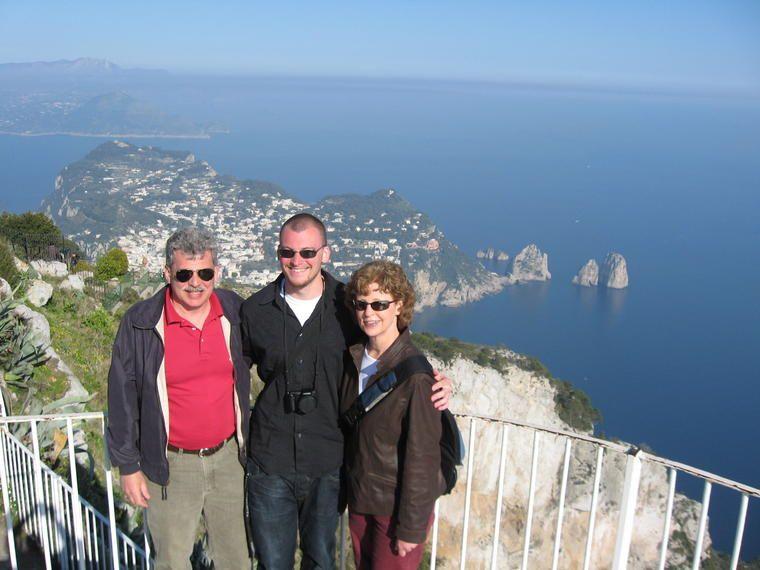 Excursión de un día a Capri desde Roma