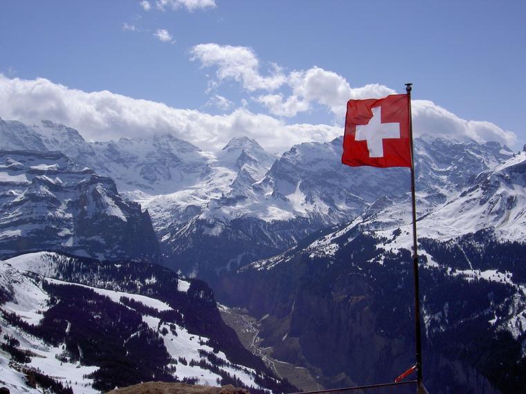 Interlaken Grindelwald en los Alpes Berneses desde Zúrich