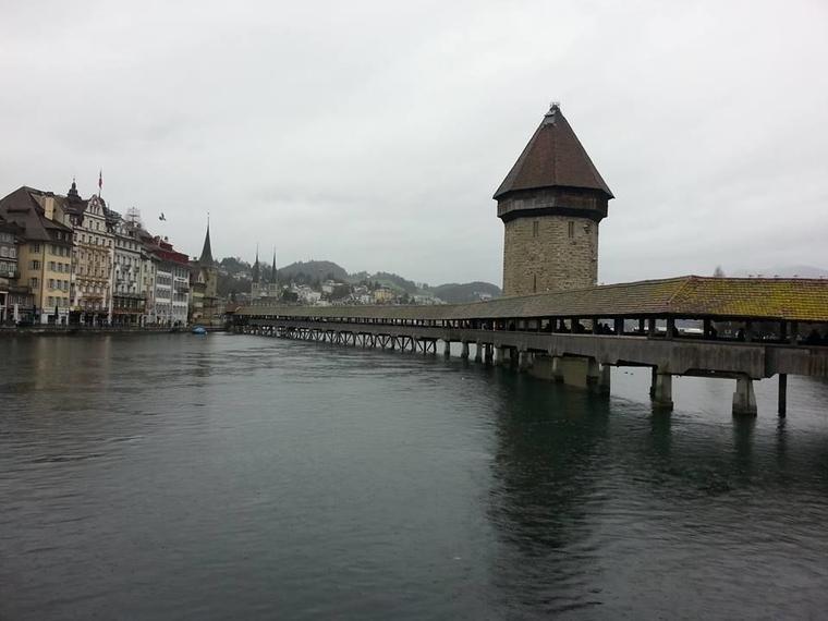 Excursión a la ciudad de Lucerna