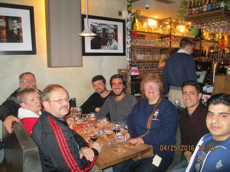 Visita guiada a la cata de cerveza belga de Bruselas