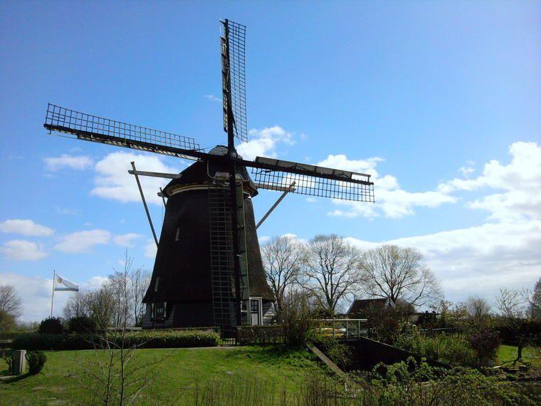 Excursión de un día por Ámsterdam desde Bruselas con visita a un centro de artesanía holandés