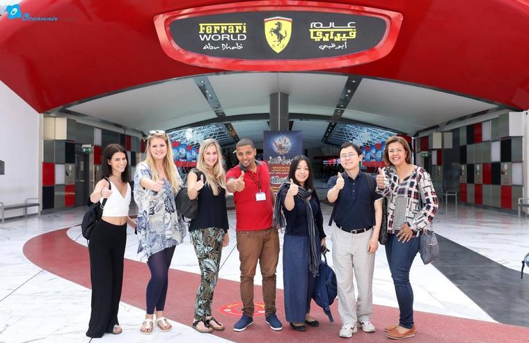 Excursión de un día en grupo pequeño a Abu Dhabi desde Dubai