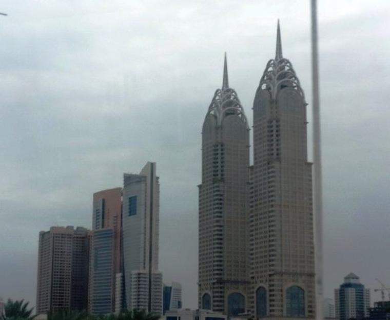 Recorrido en autobús turístico por la ciudad de Dubai