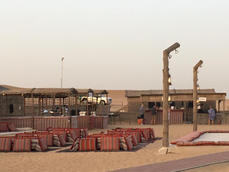 Dubai Super Saver: visita turística por la ciudad y safari por el desierto