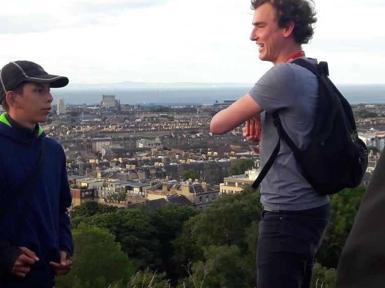 La experiencia del whisky escocés de Edimburgo, excursión plata de whisky.